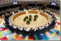 СМИ сообщили о нежелании Брюсселя вмешиваться в конфликт Турции и Нидерландов