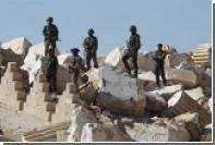 Сирийская армия заняла историческую часть Пальмиры