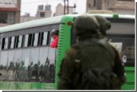 В сирийском Хомсе взорван микроавтобус с пассажирами