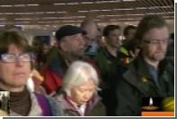 В Брюсселе почтили память жертв прошлогоднего теракта
