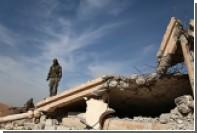 Сирия призвала коалицию во главе с США прекратить бомбить районы дамб