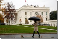 Возле Белого дома задержали мужчину с подозрительным пакетом