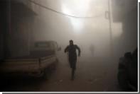 Сирийские мятежники начали новое наступление в Дамаске