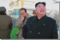 Власти Северной Кореи распространили видео запуска баллистических ракет