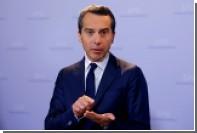 Австрия призвала проводить в отношении России независимую от мнения США политику