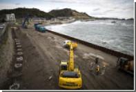 У берегов японской префектуры Фукусима произошло землетрясение