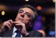 Фийон упомянул необходимость снятия санкций против России