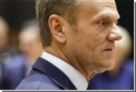 Председателя Евросовета вызвали на допрос в Варшаву
