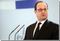 Олланд заявил о влиянии России на общественное мнение в Европе