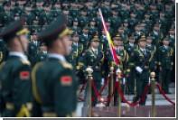 СМИ сообщили о планах Китая сократить численность армии на 200 тысяч человек