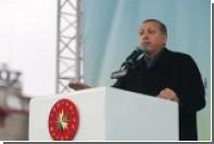 Эрдоган назвал Нидерланды «банановой республикой»