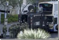 В Лас-Вегасе неизвестный открыл стрельбу в автобусе