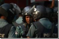 Восемь исламистов подорвали себя гранатой в Бангладеш