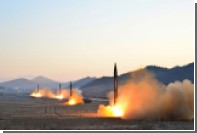 СМИ сообщили о неудачном ракетном запуске КНДР