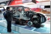 Toyota отзовет почти три миллиона машин из-за дефекта подушек безопасности