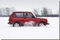 СМИ узнали о дате начала сборки специальной версии Lada 4X4
