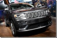 В России отзовут более шести тысяч Jeep Grand Cherokee