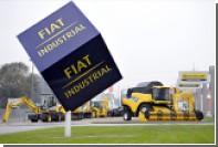 Fiat задумал выпускать тракторы в России