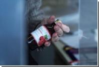 Правительство передумало продавать настойку боярышника по рецепту