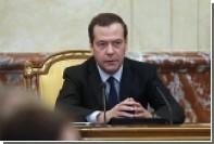 Медведев пообещал увеличение платы с большегрузов на четверть