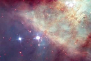 НАСА показало снимки убегающих звезд