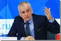 Онищенко назвал вейпы угрозой национальной безопасности России
