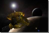 Рассчитано аномальное ускорение станции New Horizons