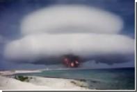 США рассекретили видео испытаний ядерного оружия