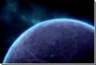 Показана анимация падения человека на нейтронную звезду