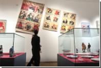 В Музее современной истории России открылась выставка «1917. Код революции»