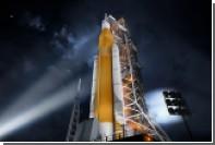 Названы первые 10 заказов на пуски американской сверхтяжелой ракеты