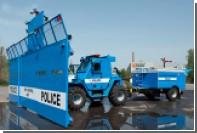 Машину для подавления беспорядков создали в Словакии