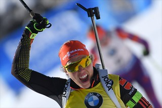 Австриец и американец обошли Фуркада в спринте на этапе КМ в Пхенчхане