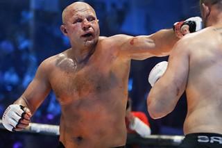 Названа новая дата боя между Емельяненко и Митрионом