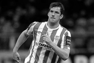 Ирландский футболист Макбрайд умер в 27 лет