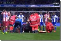 Потерявший сознание во время матча Торрес успокоил болельщиков
