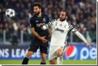 «Ювентус» и «Лестер» вышли в четвертьфинал Лиги чемпионов