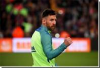 ФИФА дисквалифицировала Месси