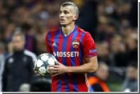 УЕФА оставил в силе двухлетнюю дисквалификацию пойманного на кокаине Еременко
