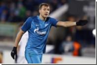 Дзюба назвал беспределом судейство в матче с «Амкаром»