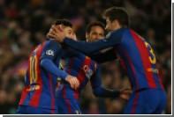 «Барселона» забила ПСЖ шесть мячей и вышла в четвертьфинал Лиги чемпионов