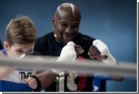 Мэйуэзер оценил условия для тренировок боксеров в Чечне