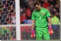Сборная России проиграла первый тайм Бельгии в товарищеском матче