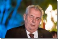 Президент Чехии выступил против лишения России ЧМ-2021 по биатлону