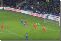 «Лестер» обыграл «Ливерпуль» в первом матче под руководством Шекспира