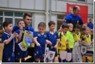 В Подмосковье прошло первенство футбольных школ «Юниор»