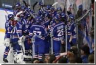 СКА вырвал победу у «Локомотива» в первом матче финала западной конференции КХЛ