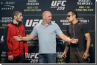 Глава UFC обвинил команду Нурмагомедова в срыве боя с Фергюсоном