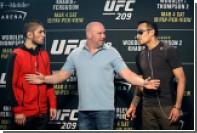 Глава UFC рассказал о будущем Нурмагомедова
