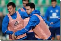 Игрок сборной России удивился свисту трибун после поражения от Кот-д'Ивуара